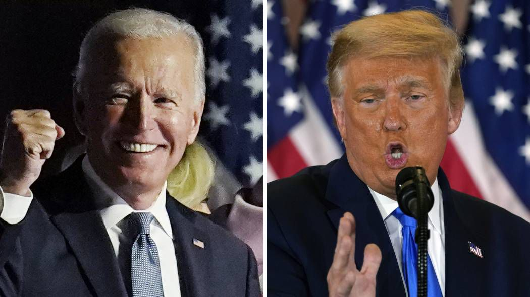 National Election Live Updates: AP Projects Biden Wins Wisconsin