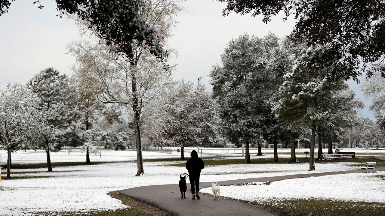 Several Buffalo Parks Closed Friday Due to Snowstorm