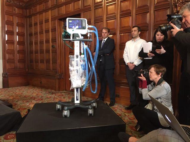 new york ventilator