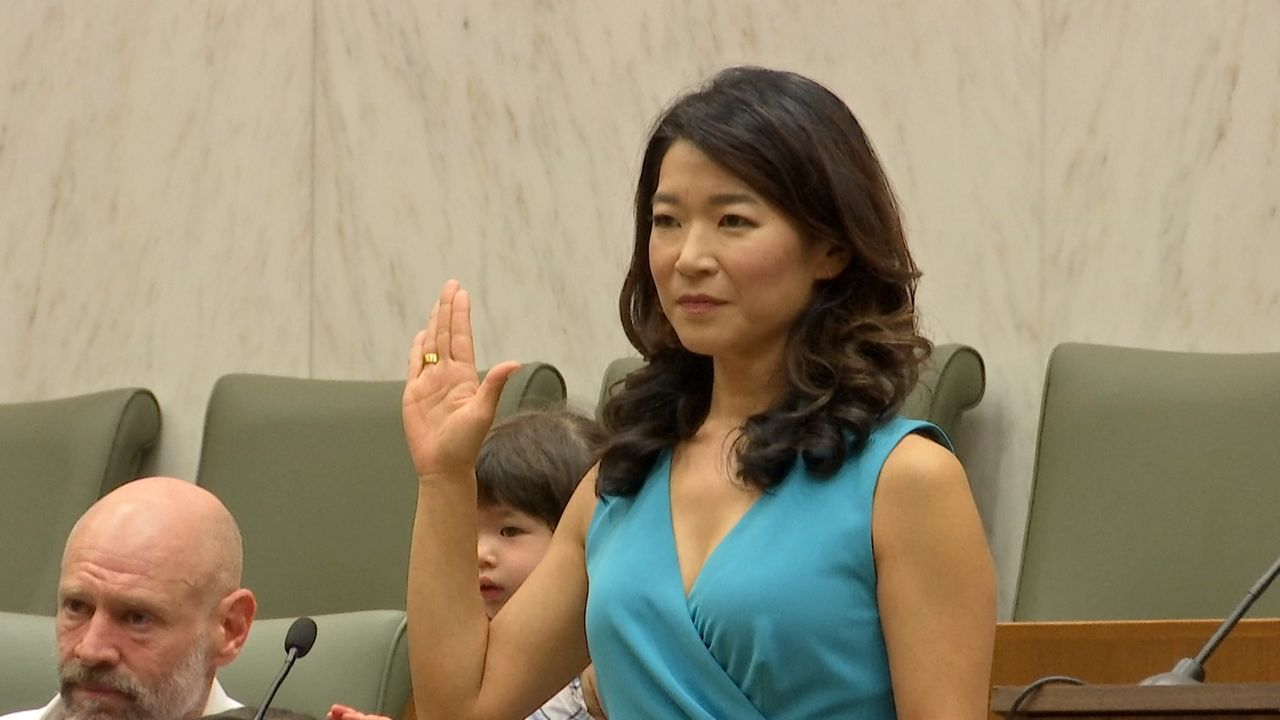NY1's Vivian Lee Shares Her Journey to US Citizenship