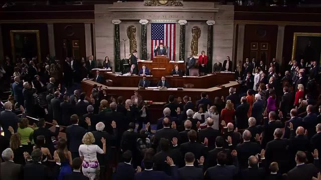 Republican Lawmakers Open 115th Congress In Washington