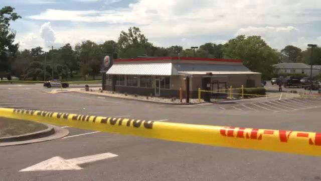 Deputy Shot Accused Heroin Dealer in Wilmington Burger King