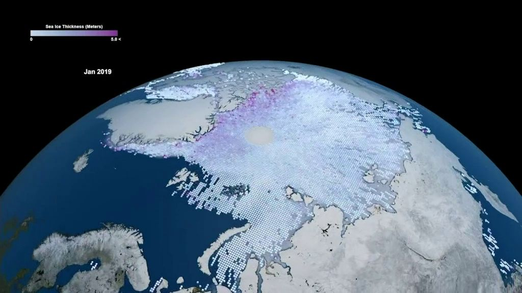 NASA: Greenland Ice Melt is Latest Evidence of Warming Planet