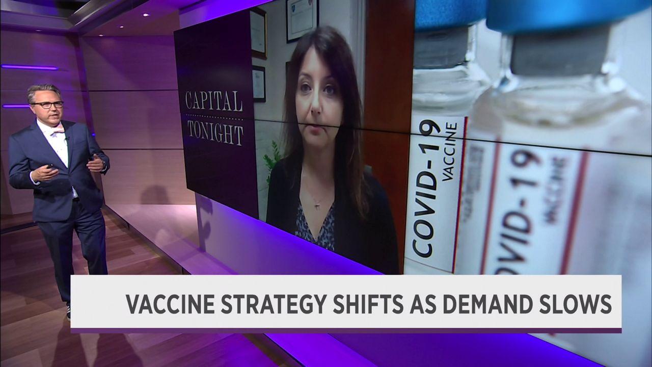 N.C. DHHS Secretary Dr. Mandy Cohen on vaccine hesitancy
