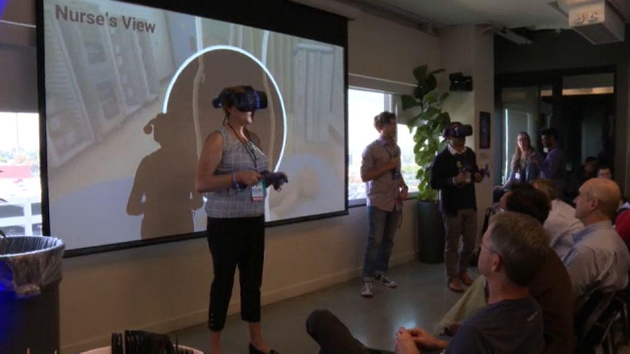 23 Teams Took Part in Virtual Reality Hackathon