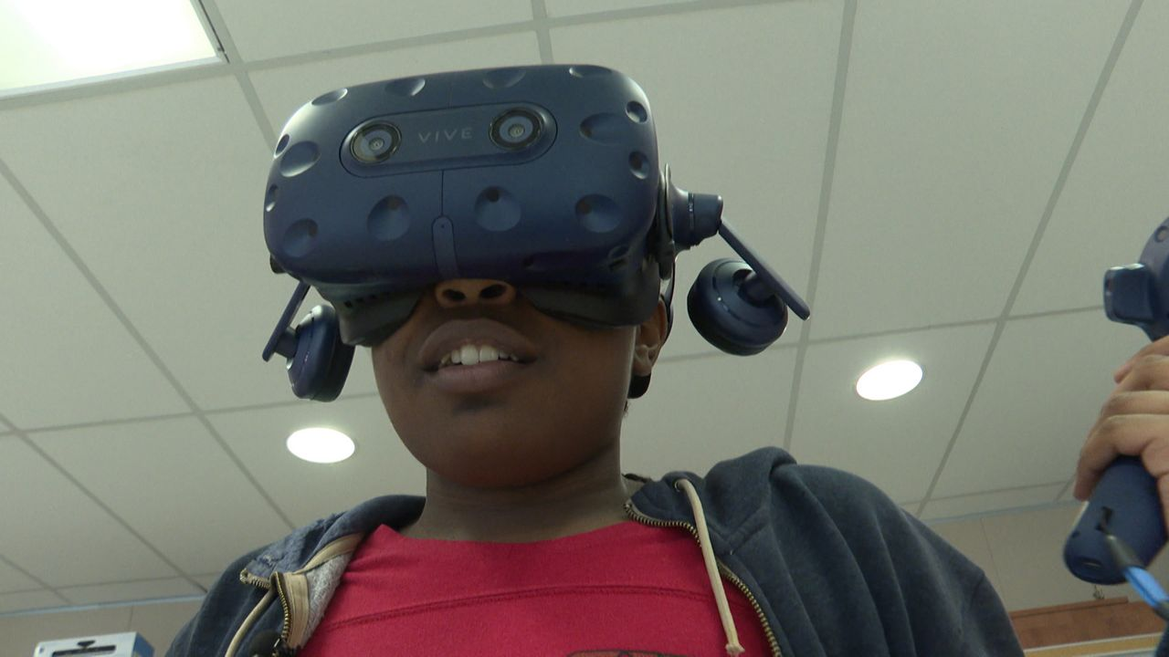 Maker Space' Equips Students with VR, Motion Capture