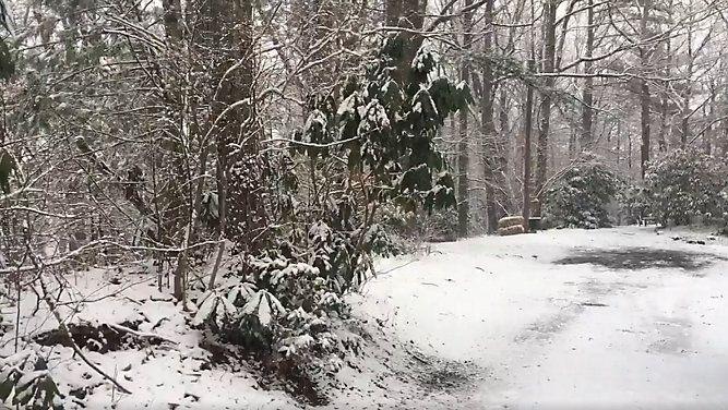 Winter season predictions listed by Old Farmer's Almanac