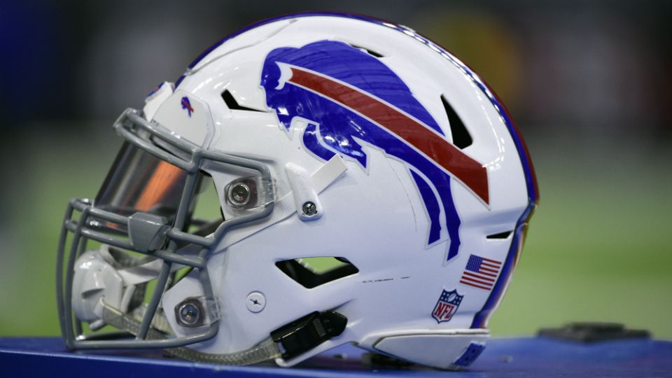Bills Players to Feature Social Justice Decals on Helmets