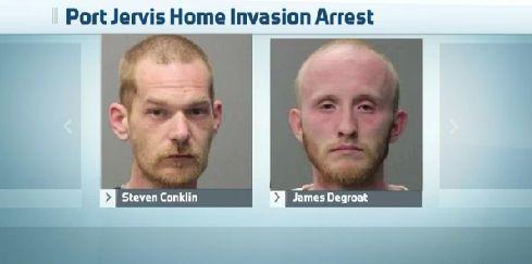 Culver Street Home Invasion