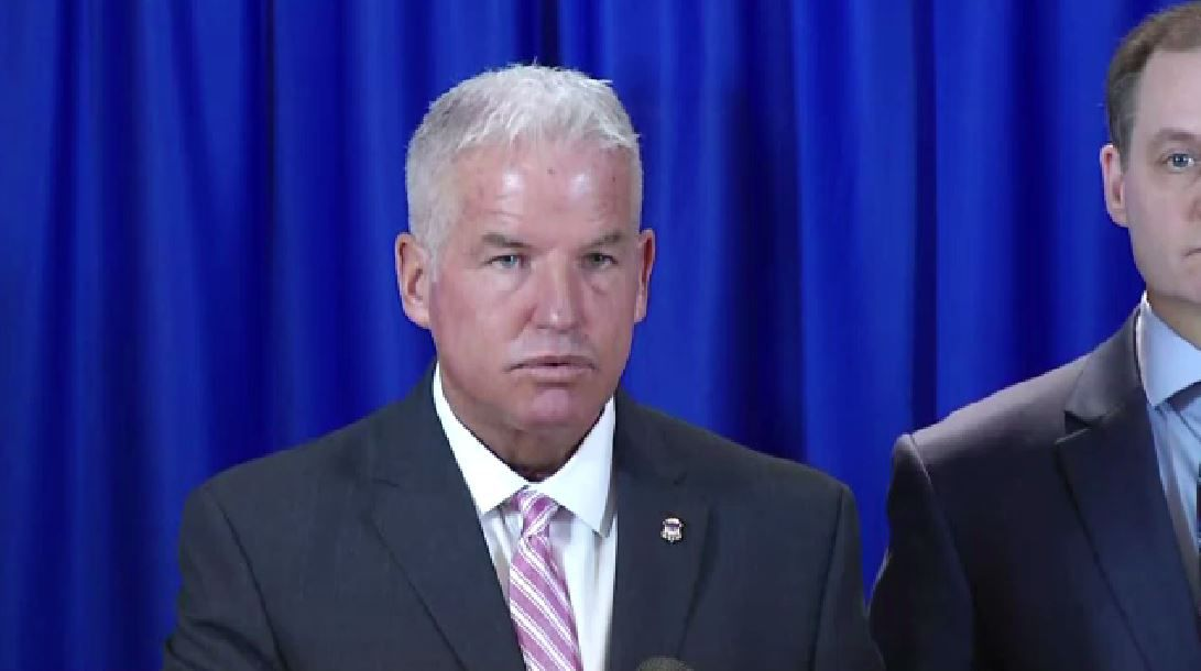 Federal indictment in Morgan investigation
