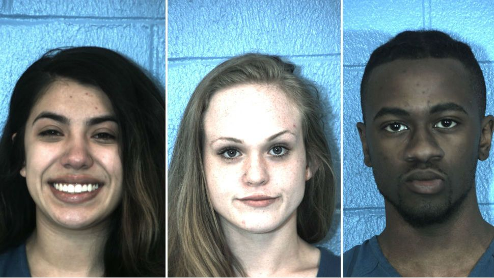 5 arrested as police seize marijuana, Xanax, LSD, stolen pistol