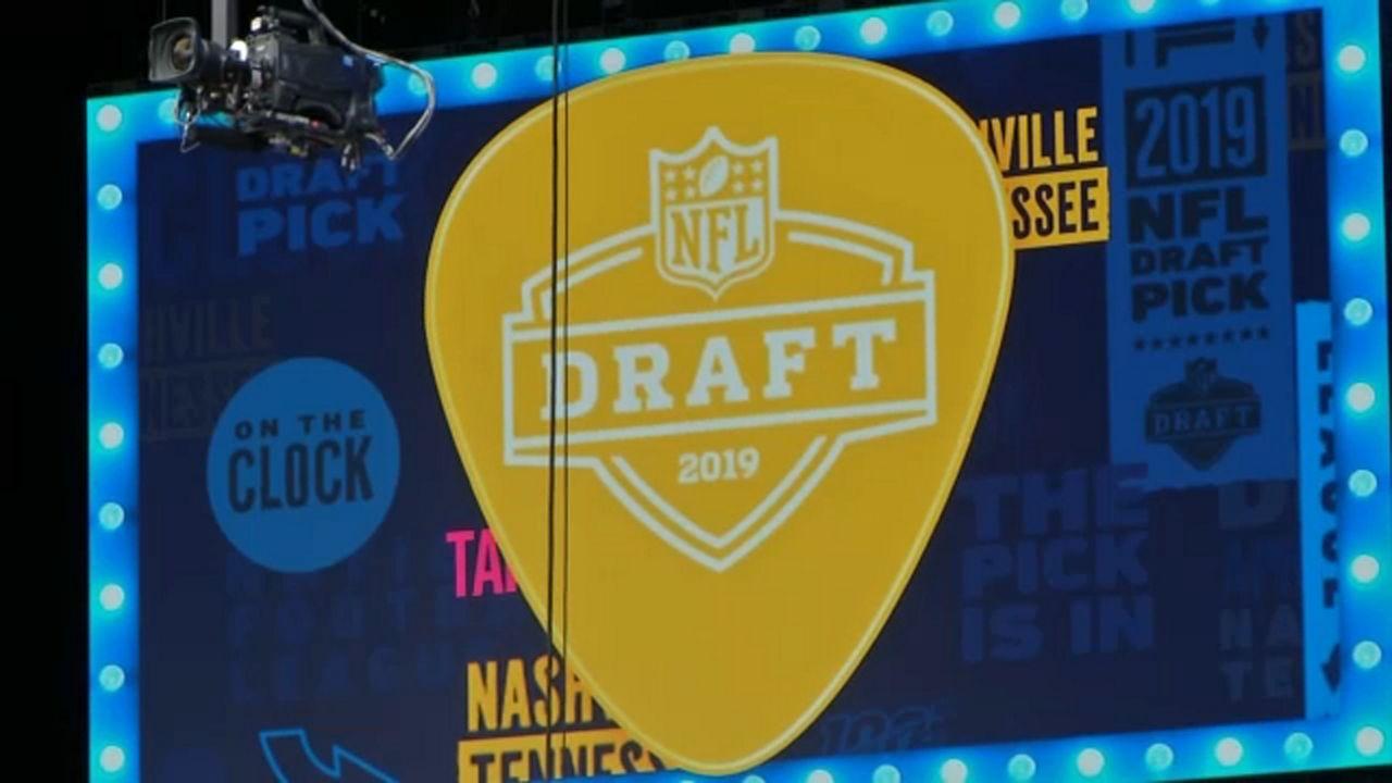 NFL Draft: Who Will the Bills Pick?