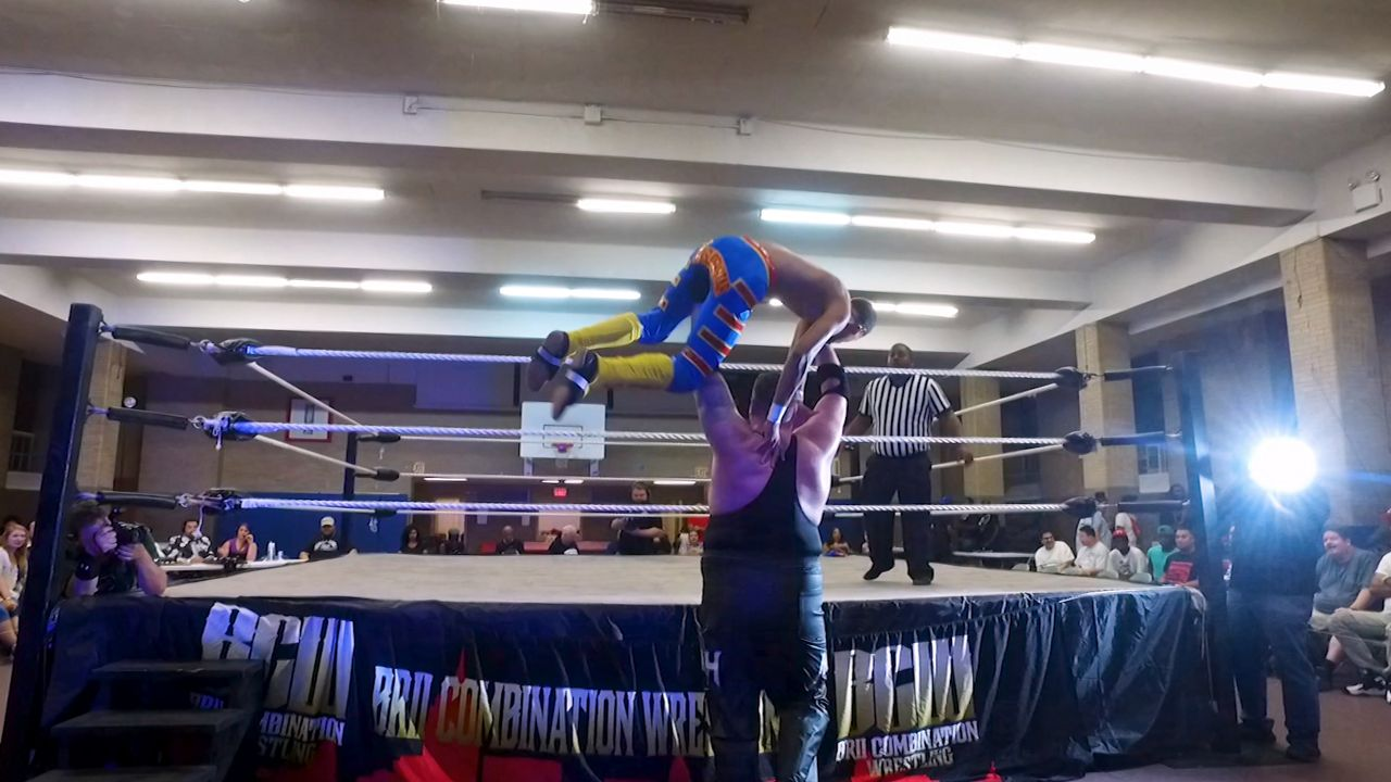 The Independent New York Wrestling Scene Is Flourishing and Ferocious