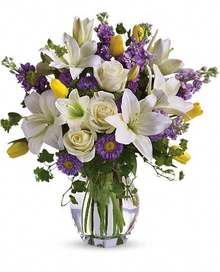 Spring Waltz Flowers