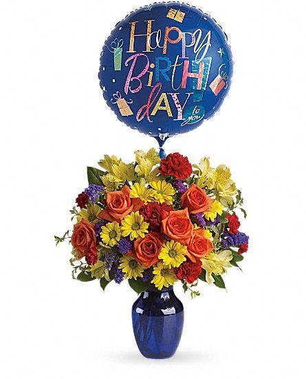 fleurs anniversaire de naissance