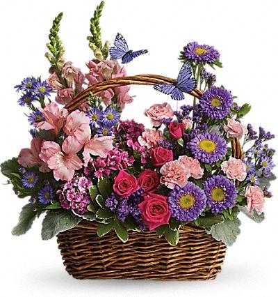 Idées De Cadeau De Fleurs De Bon Rétablissement Teleflora