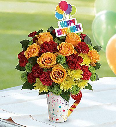 Flower Gift Giving Ideas