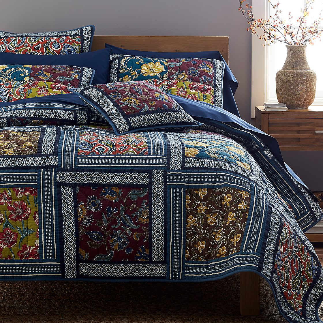 Home Shop Bedding Quilts & Coverlets