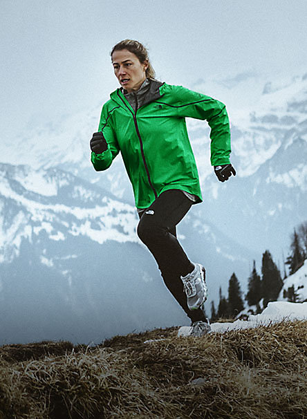 Flight™ Series - For long runs on intense trails.