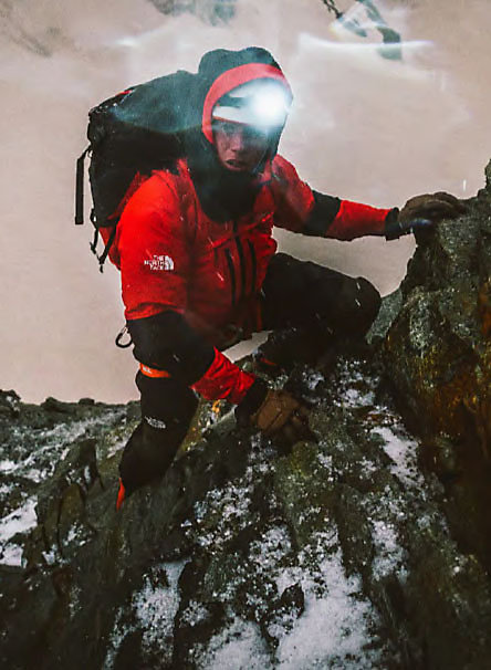 Summit™ Series - For high alpine conditions.