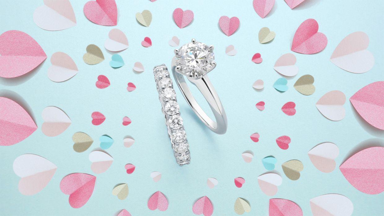 Shop The Most Brilliant Proposal Tiffany Amp Co