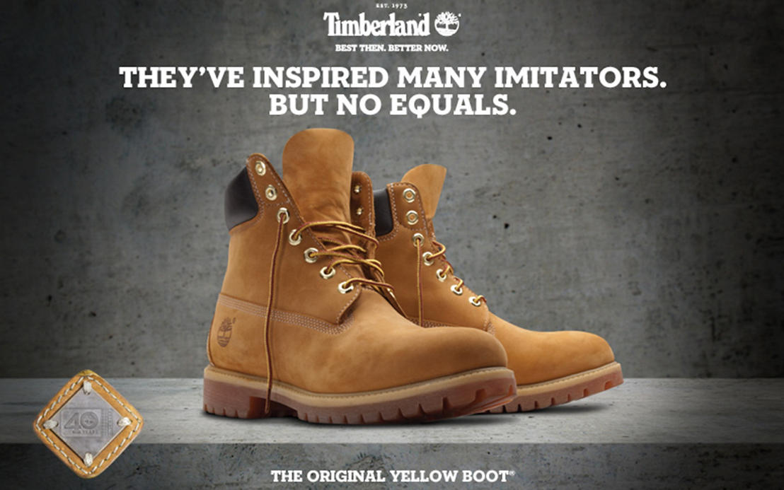 Timberland s 40th Anniversary2013. Yellow Boot. 94e3b9b3580c7