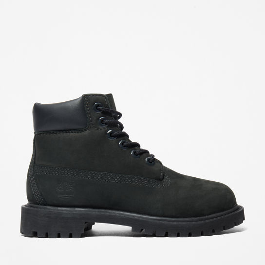 Youth Iconic Monochromatic 6-inch Premium Boot