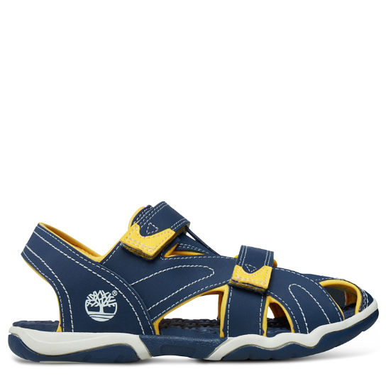 Junior Adventure Seeker Closed Toe Sandal