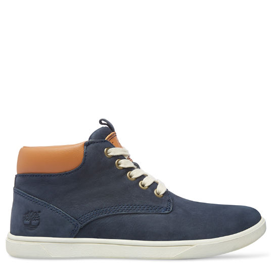 Junior Glastenbury Sneaker Leather Chukka