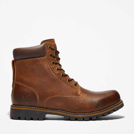 Men's Earthkeepers® Rugged 6-Inch WP Plain Toe Boot | Timberland