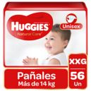Pañal Natural Care Niño Xxg