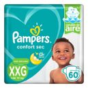 Panal Confort Sec Pampers Xxg
