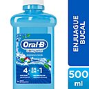 Enjuague Bucal Menta 500 Ml