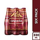Cerveza Red Lager Botella 330 Ml