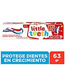 Crema Dental Little Teeth - 2 a 5 años