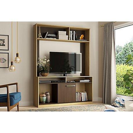 Muebles para tv centro de entretenimiento for Mueble para lcd 50 pulgadas