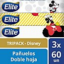 Pañuelo Desechable Disney Triple Hoja