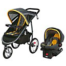 Travel System Srck35 Fast Action Fold Jogger Sunshine