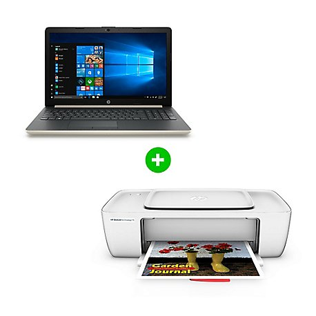"Pack Laptop 15.6"" A9, 4GB, 1TB + Impresora Deskjet Ink Advantage 1115"