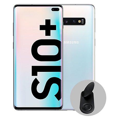 d88c4f5620b Galaxy S10+ Blanco + Wireless Charger Duo