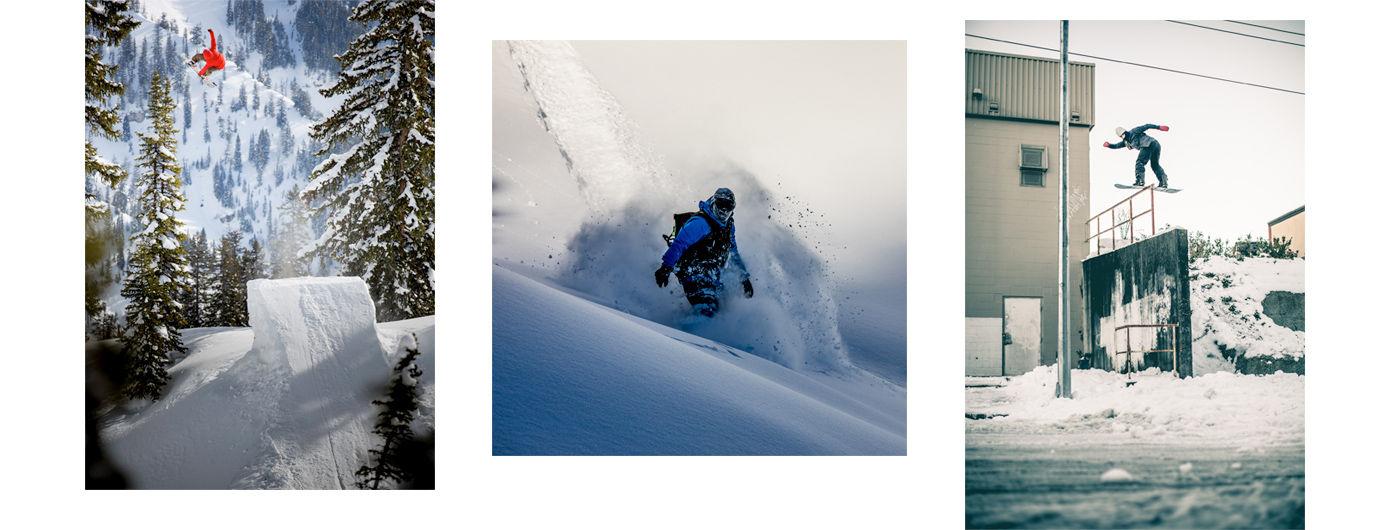 pantalon snowboard hombre vans