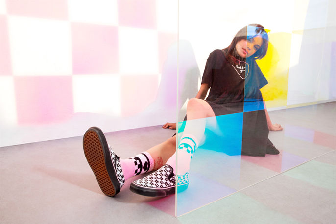 42bc4bf27cee VANS X LAZY OAF