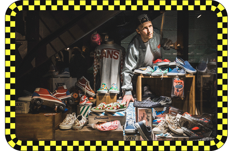 PillowHeat Vintage Vans Store | Vans UK