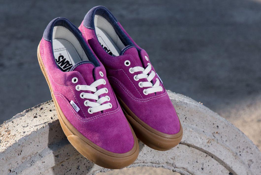 Vans OG Era 59 LX (Suede) Shale Black | VN0A3ZCBUMU | Sneakerjagers