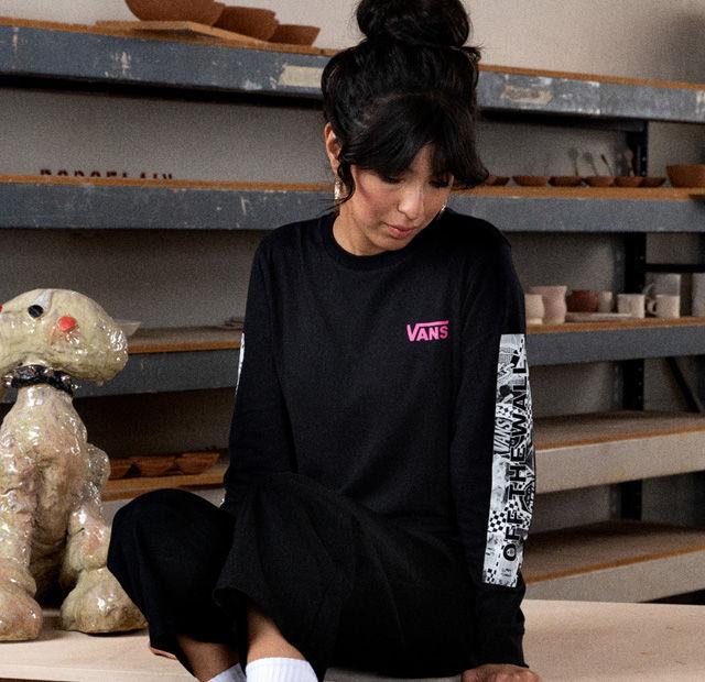 Vêtements Femme | Chaussures & Accessoires | Vans BE