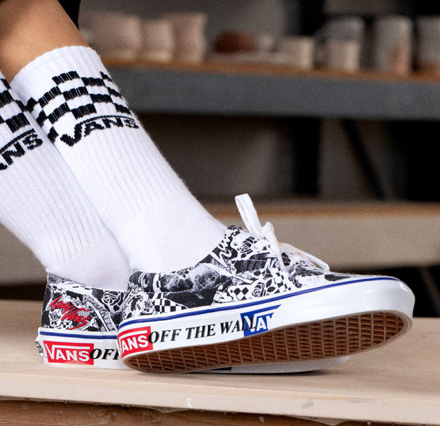 vans of the wall donna
