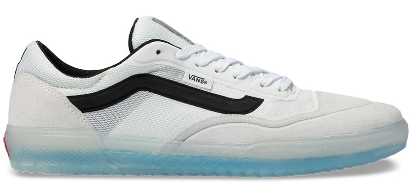 Chaussures AVE Pro   Blanc   Vans