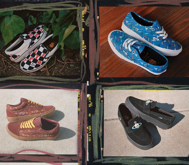 Editions Limitées | Chaussures Homme & Femme | Vans FR