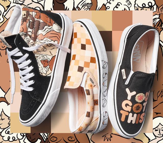 chaussures vans alternative