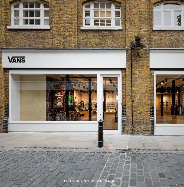 Strange Vans Covent Garden Boutique Vans Store London Vans Uk Inzonedesignstudio Interior Chair Design Inzonedesignstudiocom